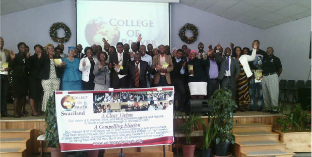Swaziland Campus Launch